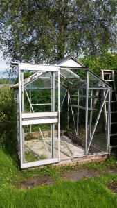 Recycling our greenhouse